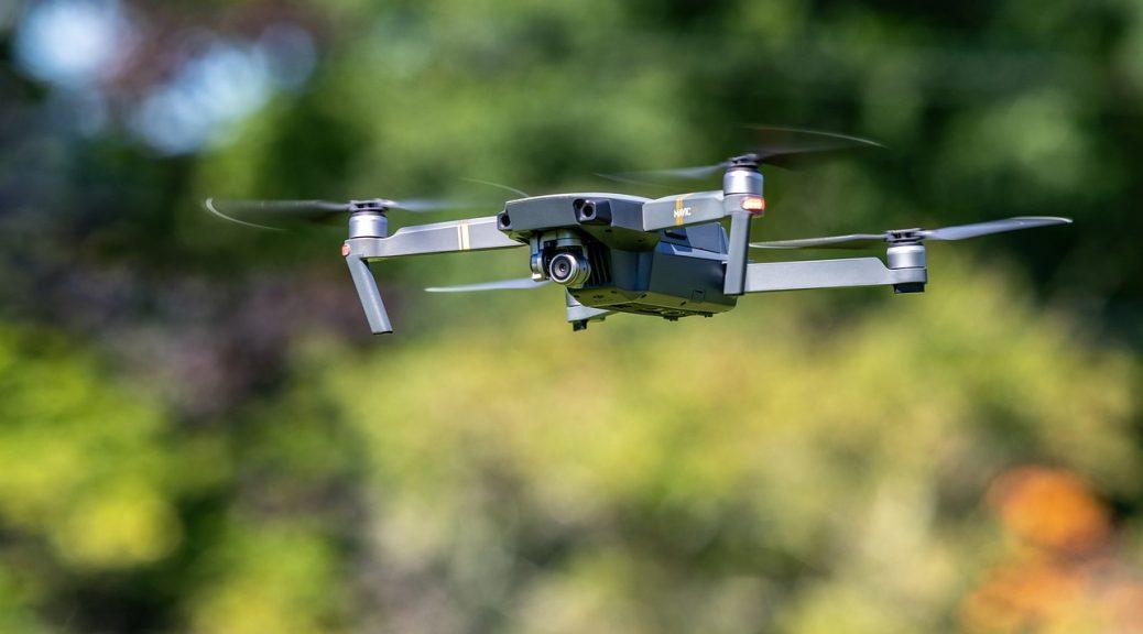 drone sécurité privée