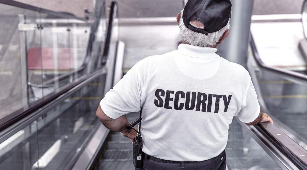 Agent de sécurité indépendant