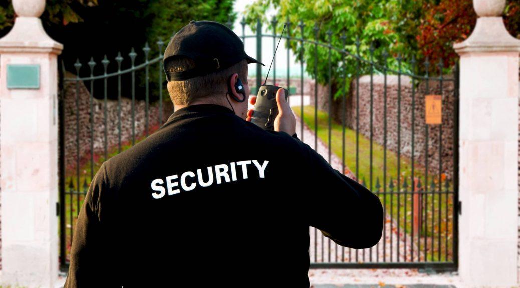 Sécurité des particuliers